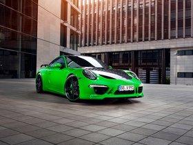 Ver foto 13 de TechArt Porsche 911 Carrera 4S 991 2013