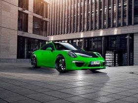 Ver foto 12 de TechArt Porsche 911 Carrera 4S 991 2013