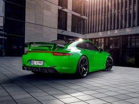 Ver foto 10 de TechArt Porsche 911 Carrera 4S 991 2013
