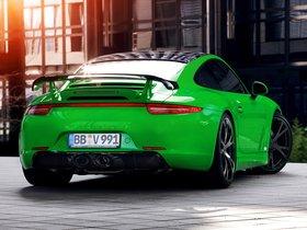 Ver foto 3 de TechArt Porsche 911 Carrera 4S 991 2013