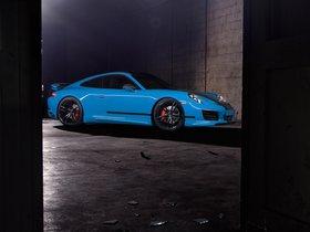 Ver foto 6 de Techart Porsche 911 Carrera 4S Coupe 991 2016