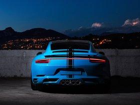 Ver foto 5 de Techart Porsche 911 Carrera 4S Coupe 991 2016