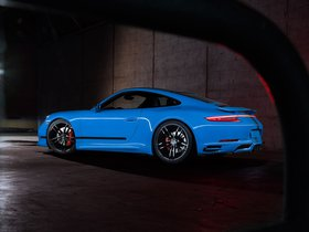 Ver foto 3 de Techart Porsche 911 Carrera 4S Coupe 991 2016