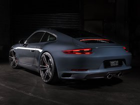 Ver foto 2 de Techart Porsche 911 Carrera Coupe 991 2016