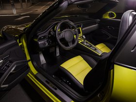 Ver foto 6 de Porsche Techart 911 Targa 4S 991 2014
