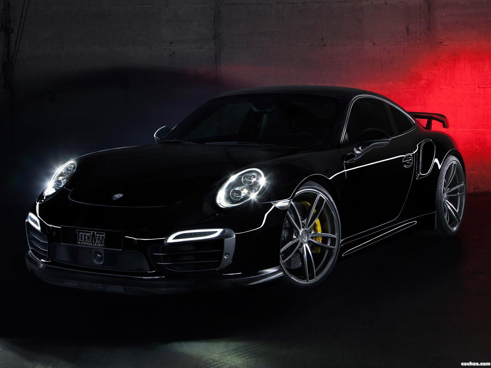 Foto 0 de TechArt Porsche 911 Turbo 991 2013