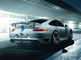 Ver foto 15 de TechArt Porsche 911 Turbo 991 2013