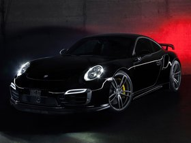 Ver foto 10 de TechArt Porsche 911 Turbo 991 2013