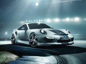 Ver foto 8 de TechArt Porsche 911 Turbo 991 2013