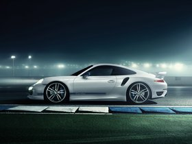 Ver foto 6 de TechArt Porsche 911 Turbo 991 2013