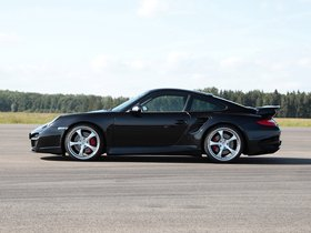 Ver foto 3 de Techart Porsche 911 Turbo Aerokit II 2010