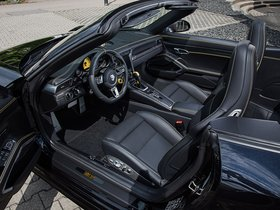 Ver foto 11 de Techart Porsche 911 Turbo Cabriolet 991 2016
