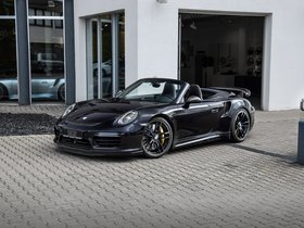 Ver foto 9 de Techart Porsche 911 Turbo Cabriolet 991 2016