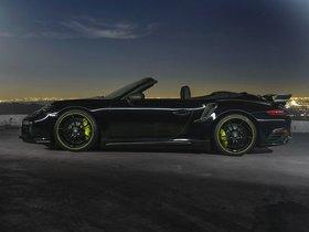 Ver foto 5 de Techart Porsche 911 Turbo Cabriolet 991 2016