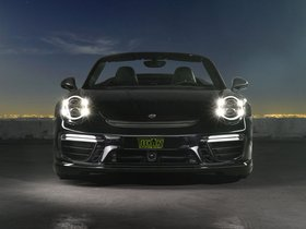 Ver foto 3 de Techart Porsche 911 Turbo Cabriolet 991 2016