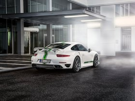 Ver foto 2 de TechArt Porsche 911 Turbo Power Kit 2014