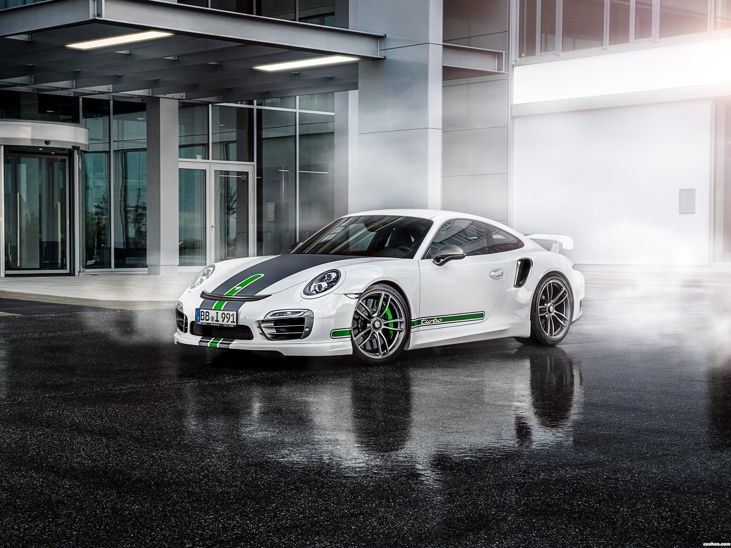 Foto 0 de TechArt Porsche 911 Turbo Power Kit 2014