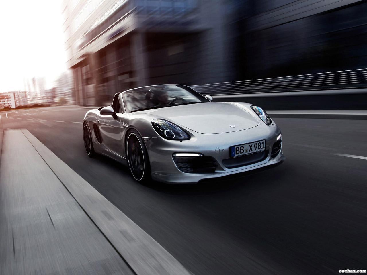 Foto 4 de TechArt Porsche Boxster 2012