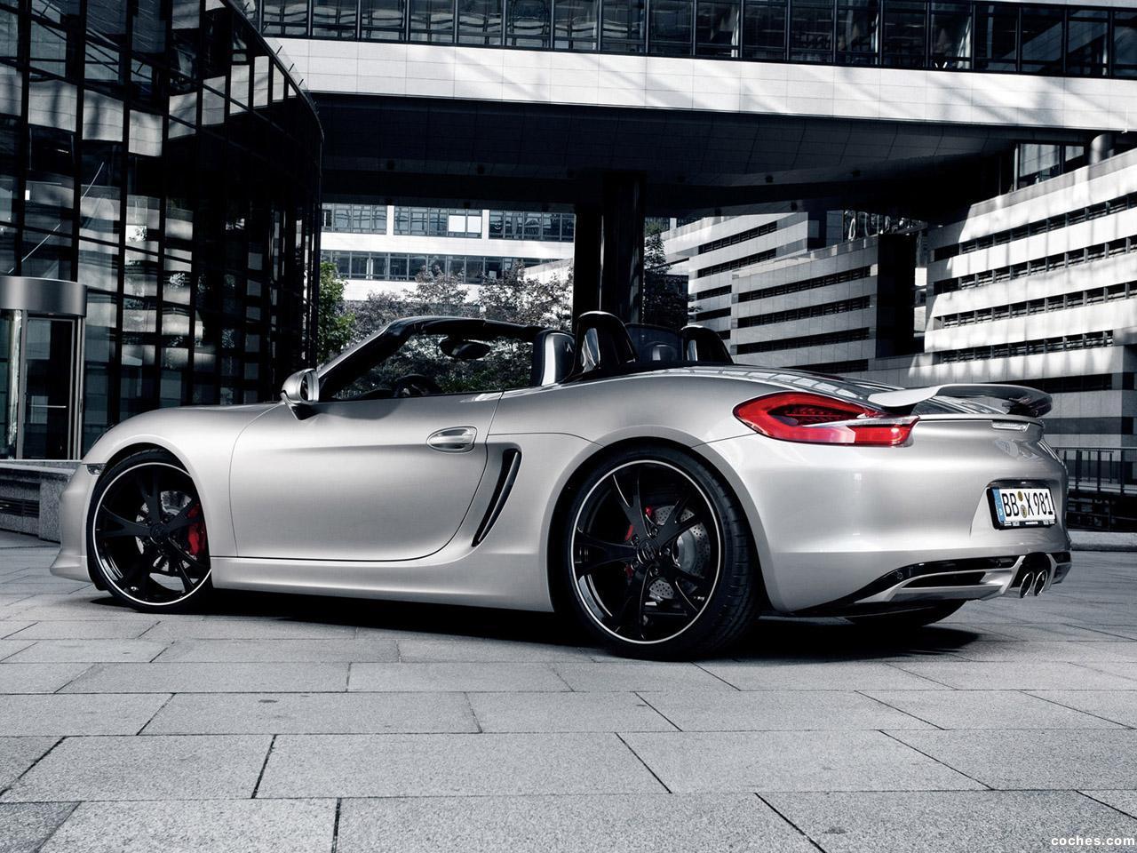 Foto 3 de TechArt Porsche Boxster 2012