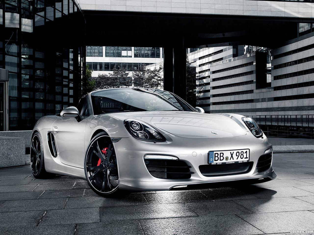 Foto 0 de TechArt Porsche Boxster 2012