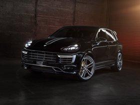 Ver foto 6 de Techart Porsche Cayenne 958 2015
