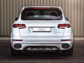 Ver foto 3 de Techart Porsche Cayenne 958 2015