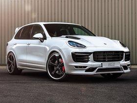 Ver foto 1 de Techart Porsche Cayenne 958 2015