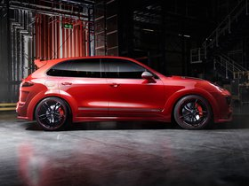 Ver foto 7 de Techart Porsche Cayenne Magnum 958 2015