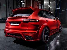 Ver foto 5 de Techart Porsche Cayenne Magnum 958 2015