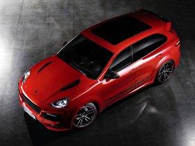 Ver foto 4 de Techart Porsche Cayenne Magnum 958 2015