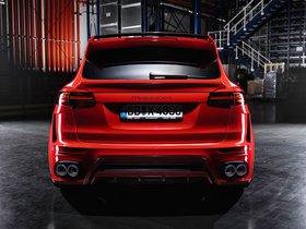 Ver foto 3 de Techart Porsche Cayenne Magnum 958 2015