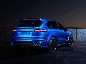 Ver foto 5 de Techart Porsche Cayenne Magnum Sport 958 2016