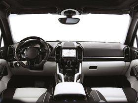 Ver foto 7 de TechArt Porsche Cayenne S Diesel 2013