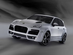 Ver foto 1 de TechArt Porsche Cayenne Turbo 2011