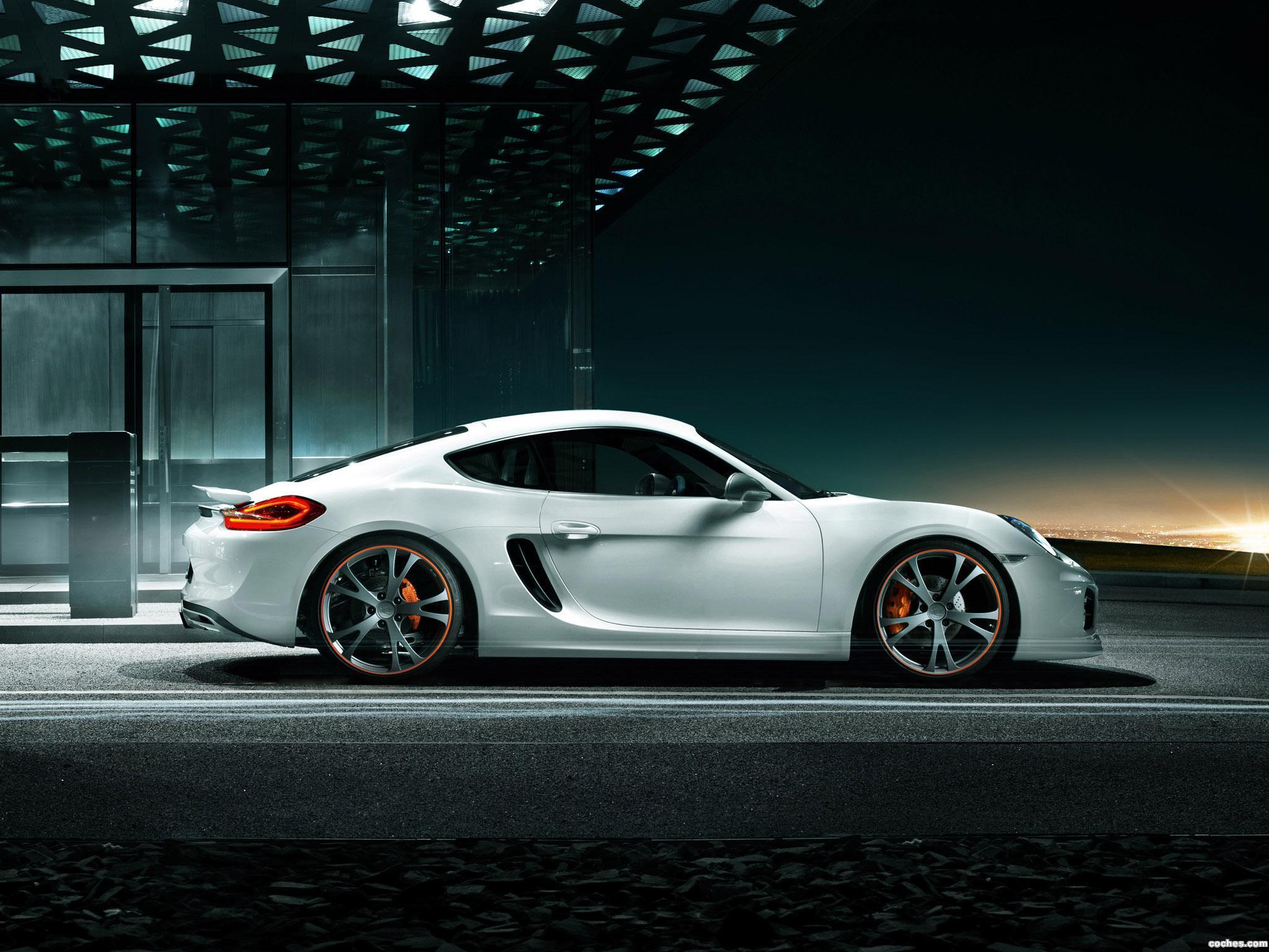 Foto 2 de TechArt Porsche Cayman 2013