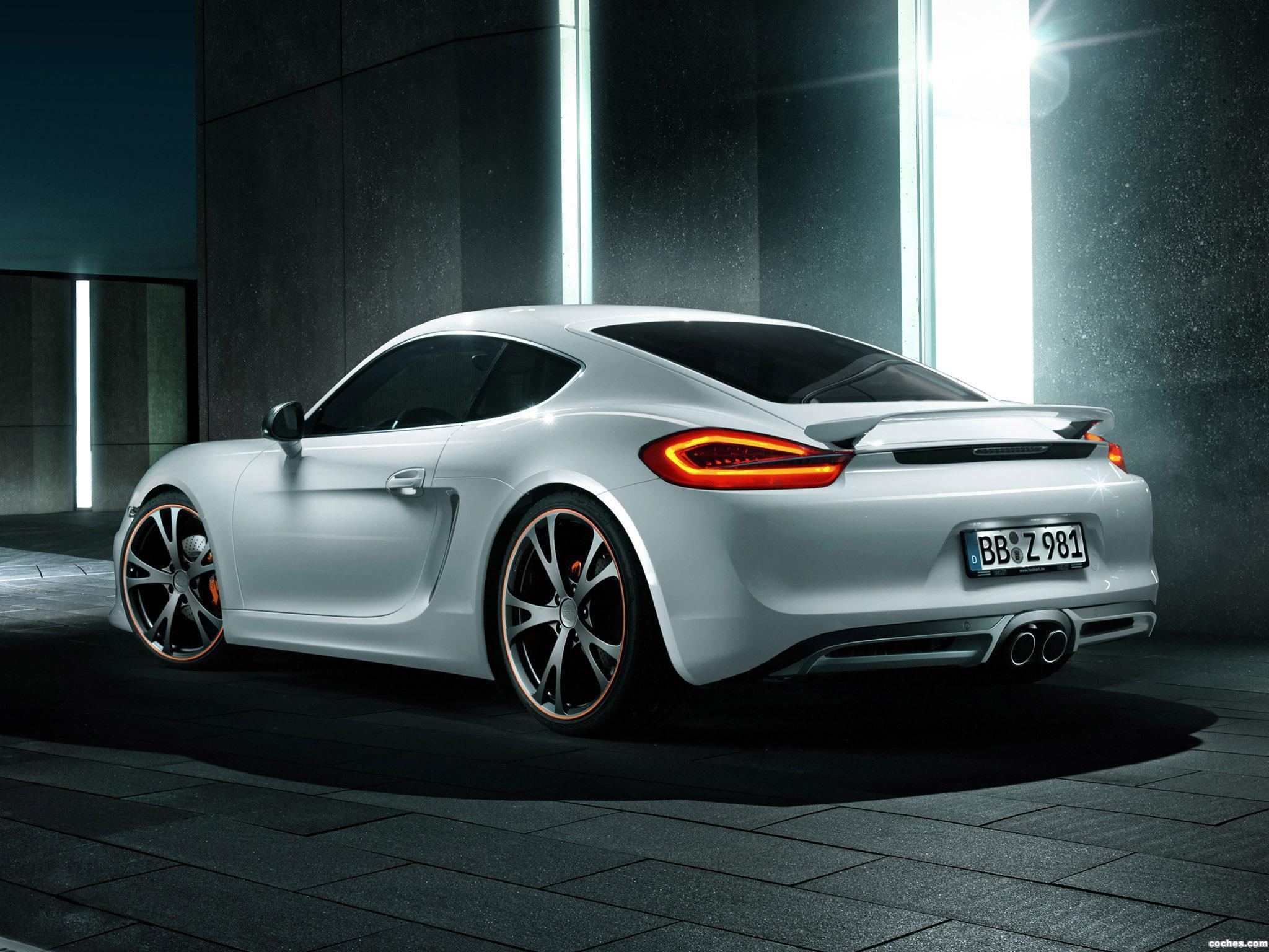 Foto 1 de TechArt Porsche Cayman 2013