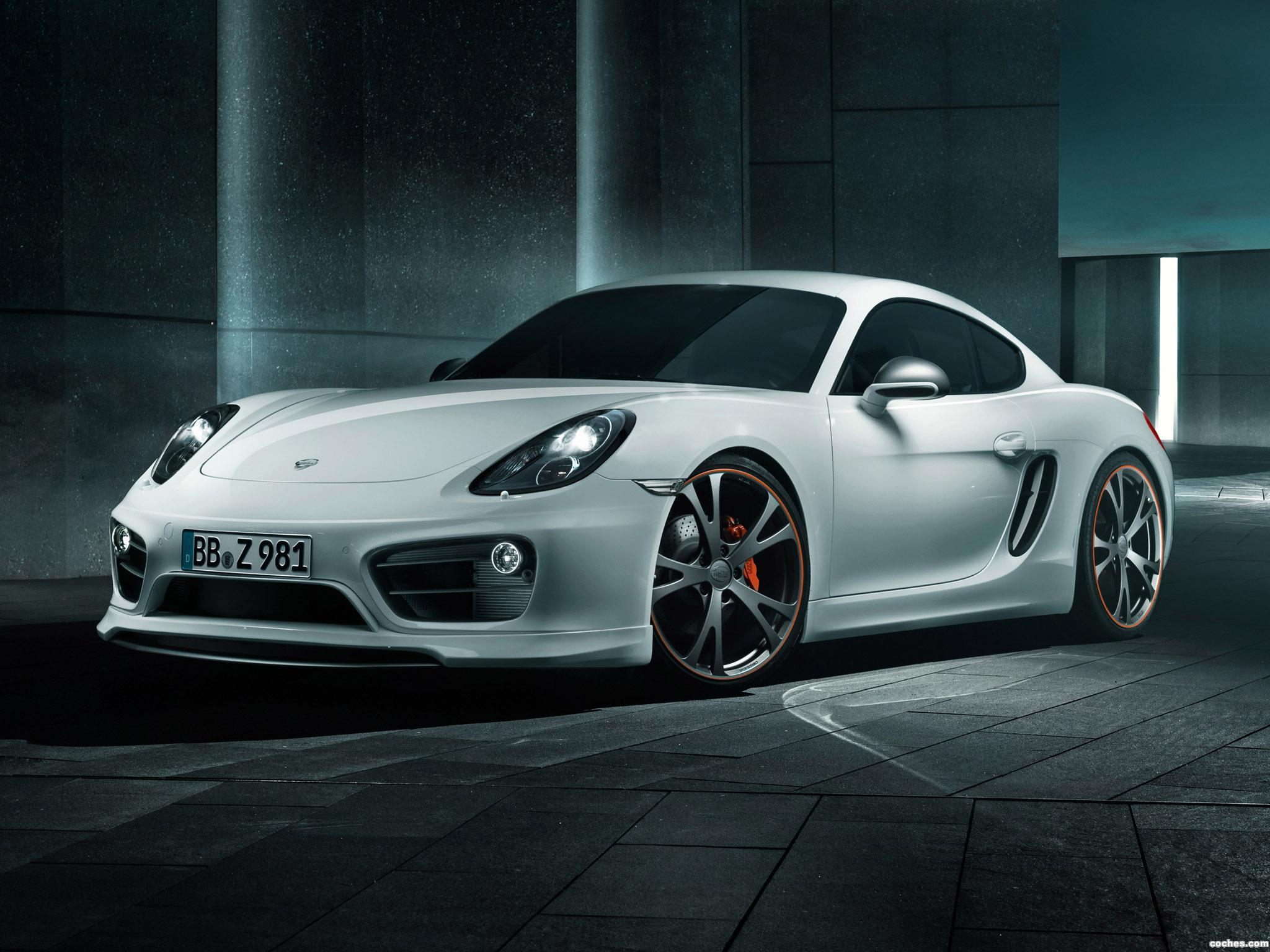 Foto 0 de TechArt Porsche Cayman 2013