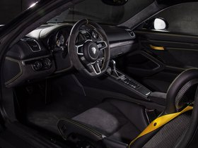Ver foto 4 de Techart Porsche Cayman GT4 981C 2016