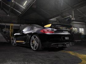 Ver foto 3 de Techart Porsche Cayman GT4 981C 2016