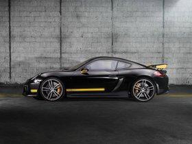 Ver foto 2 de Techart Porsche Cayman GT4 981C 2016