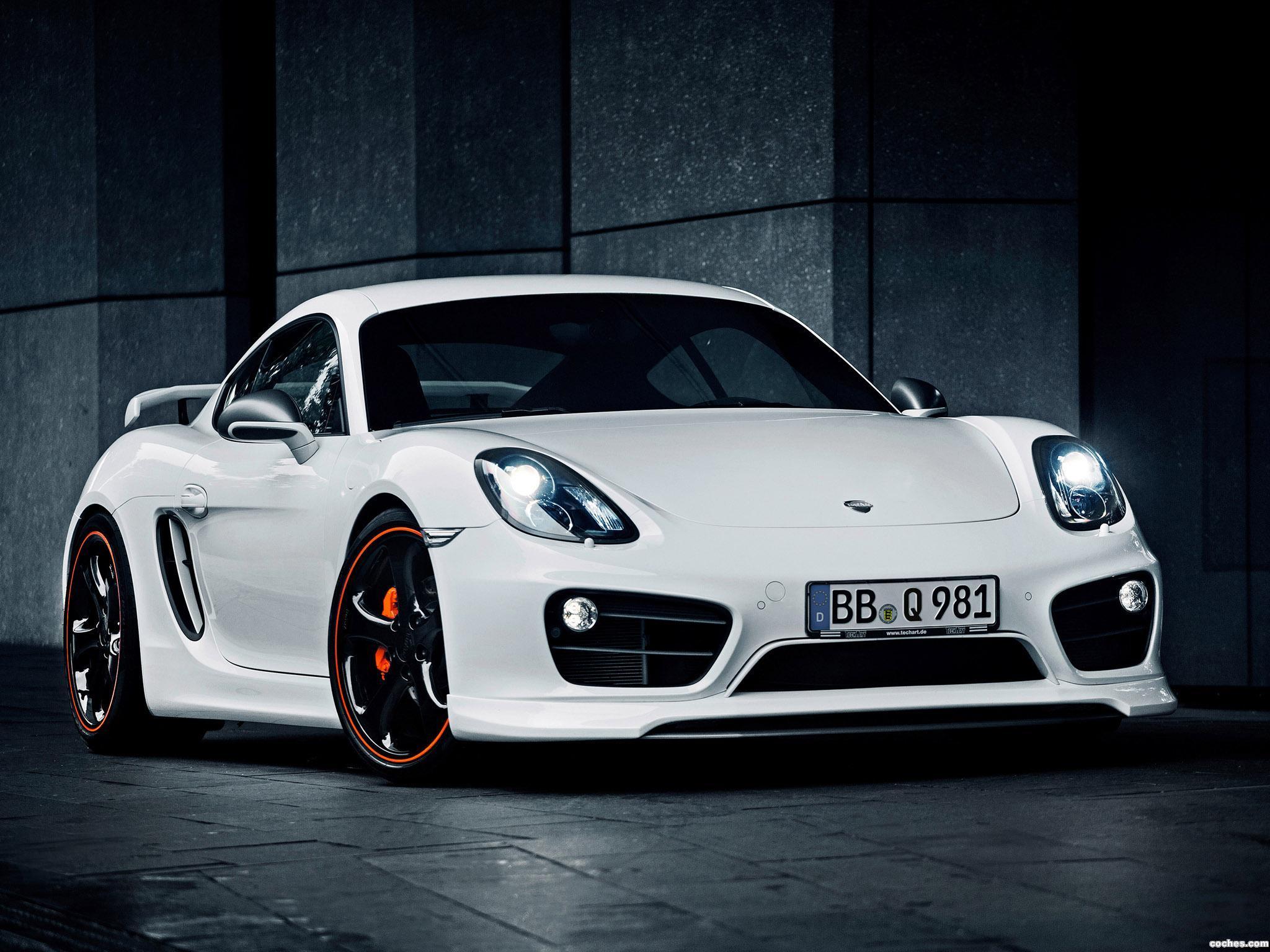 Foto 0 de TechArt Porsche Cayman S 981C 2013