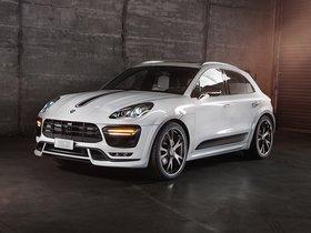 Ver foto 2 de Techart Porsche Macan 2015