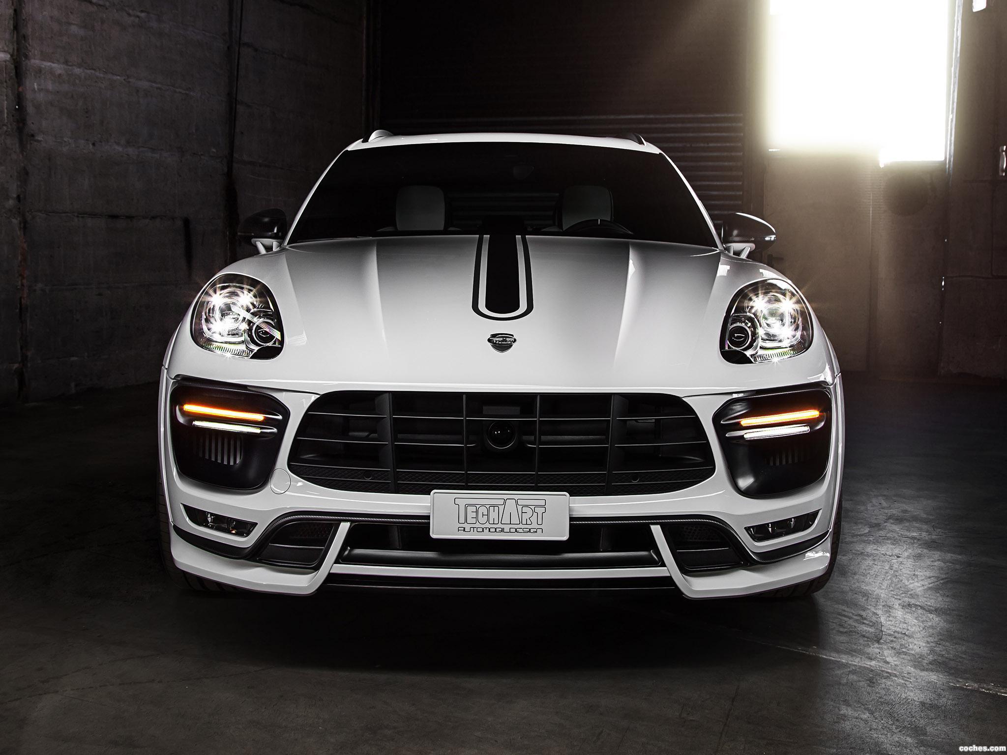 Foto 0 de Techart Porsche Macan 2015