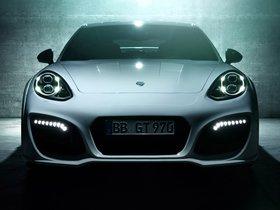 Ver foto 5 de TechArt Porsche Panamera Grand GT 970 2013