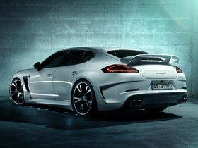 Ver foto 3 de TechArt Porsche Panamera Grand GT 970 2013