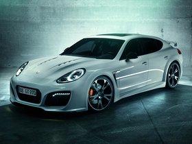 Ver foto 1 de TechArt Porsche Panamera Grand GT 970 2013