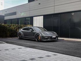 Ver foto 3 de TechArt Porsche Panamera Grand GT 971 2017
