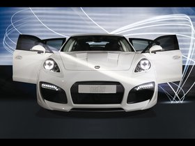 Ver foto 7 de TechArt Porsche Panamera GrandGT 2010