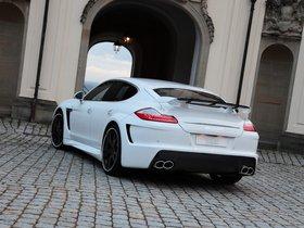 Ver foto 5 de TechArt Porsche Panamera GrandGT 2010