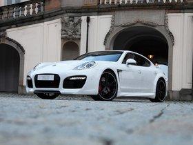 Ver foto 2 de TechArt Porsche Panamera GrandGT 2010